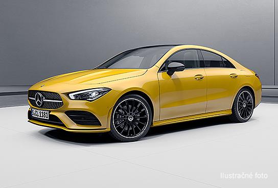Mercedes-Benz CLA 180 D KUPE