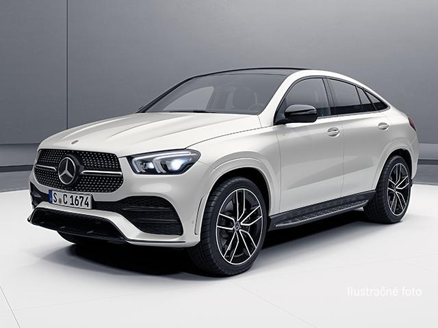 Mercedes-Benz GLE 400 D 4MATIC KUPE