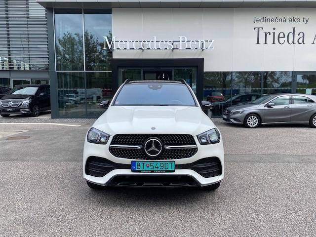 Mercedes-Benz GLE 350 DE 4MATIC HYBRID