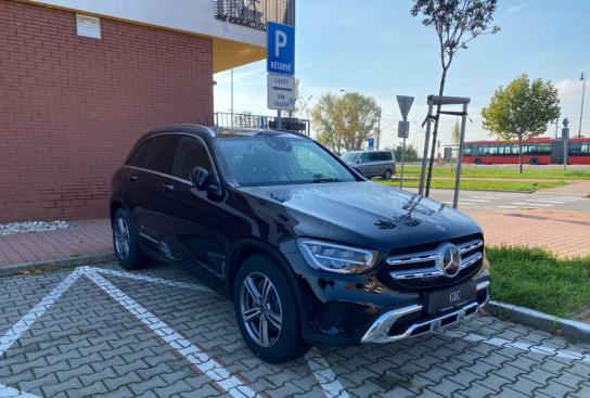 Mercedes-Benz GLC 200 D 4MATIC